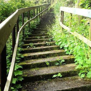 Charlestown Stairway