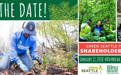 Save The Date for 2018 Shareholders!