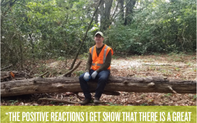 Forest Steward Spotlight: Tim Garland