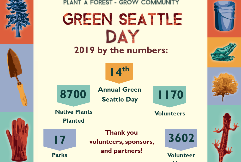 Green Seattle Day 2019