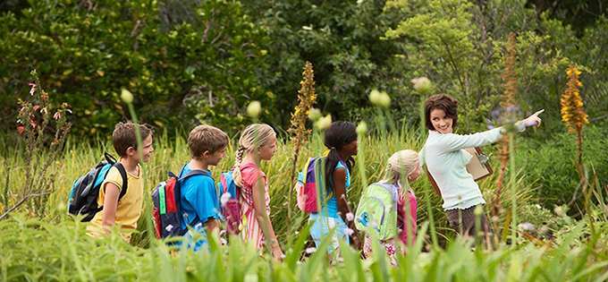 Outdoor Activities for Out of School Youth