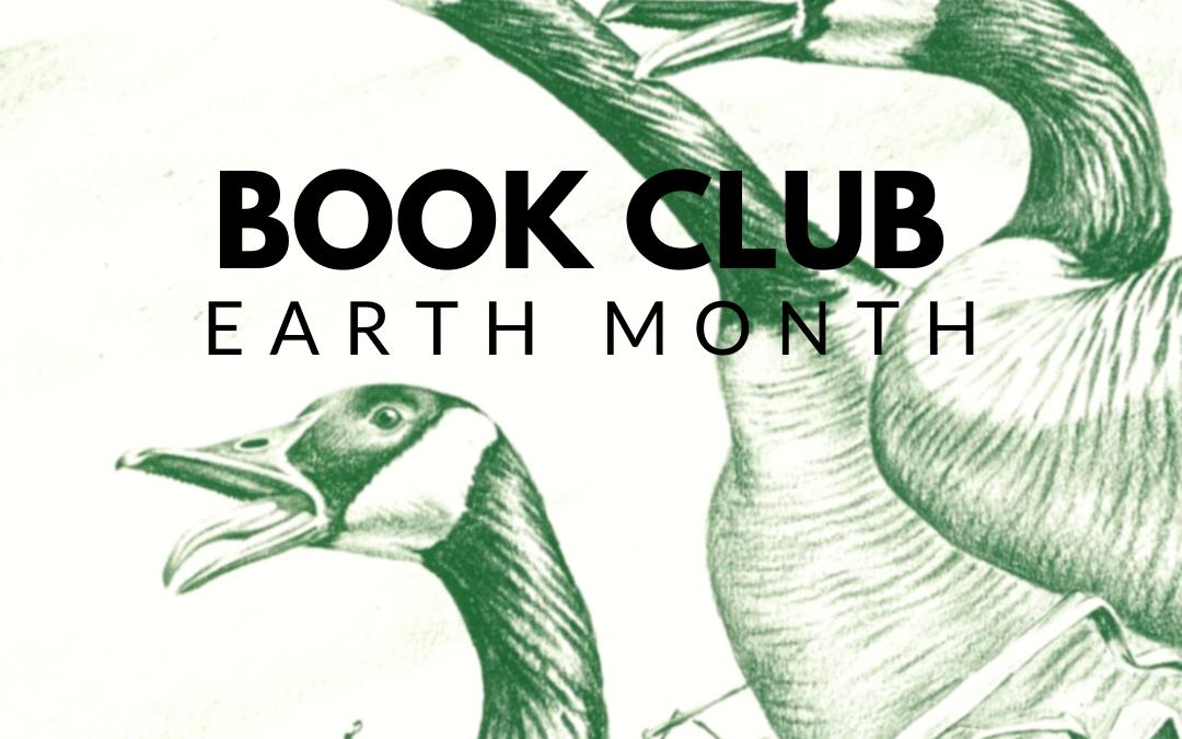 Earth Month Book Club